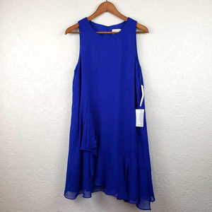 NEW! Eliza J Sheath Dress w Tulle - 10